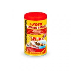 SERA Shrimps natural Alimento para gambas