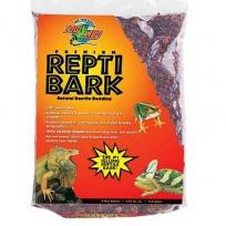 Substrato natural Repti Bark reutilizável