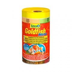 Tetra Goldfish Menu mistura premium