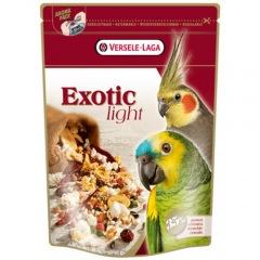 Versele laga Exotic Light Alimento para papagaios com pipocas