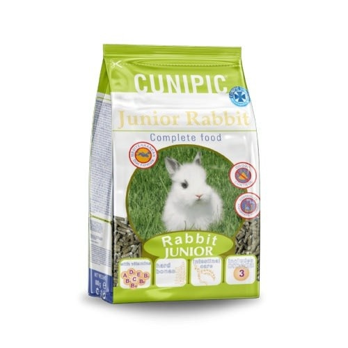 Cunipic Alimento completo para coelhos Baby
