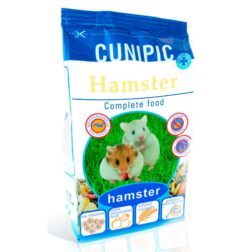 Cunipic Alimento completo para hamster