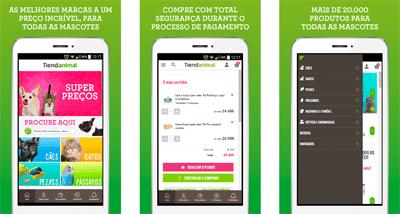 tiendanimal app