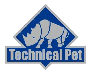 Technical pet logo